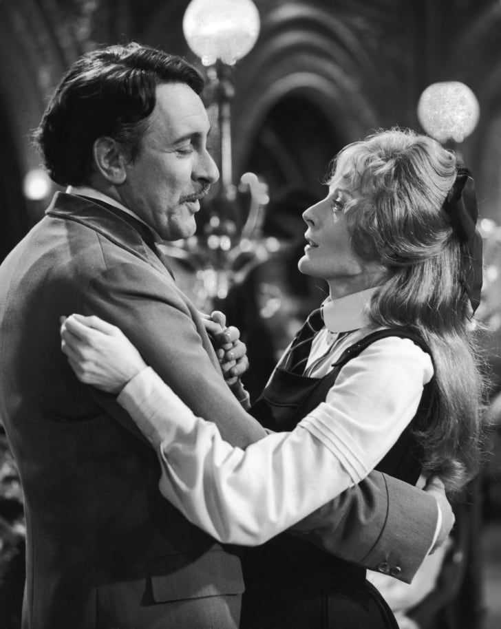 maggie smith and robert stephens in 'travels with my aunt'
