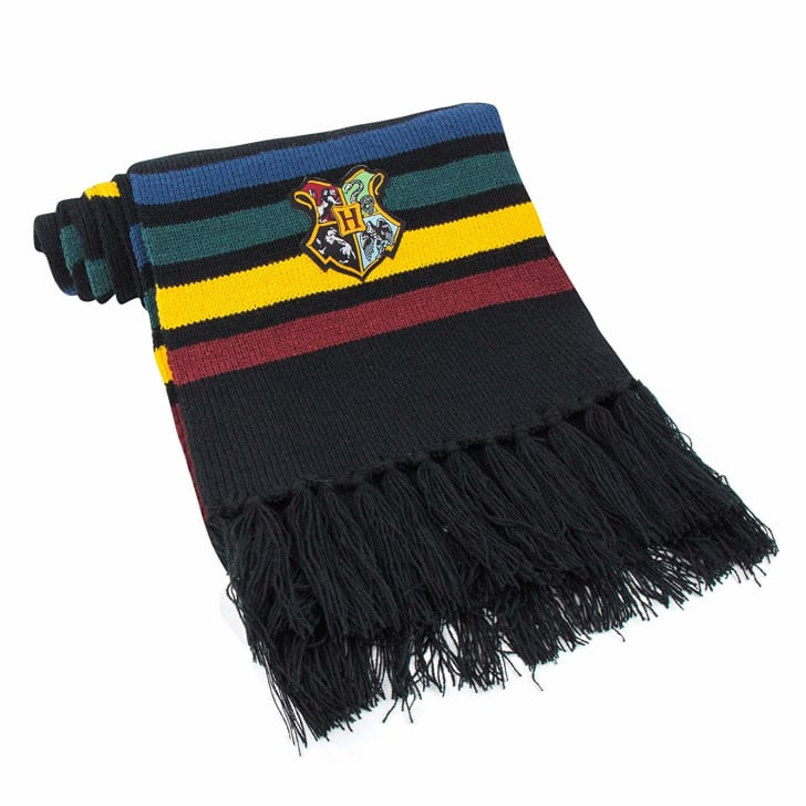 A Hogwarts Harry Potter scarf from Cinereplicas.