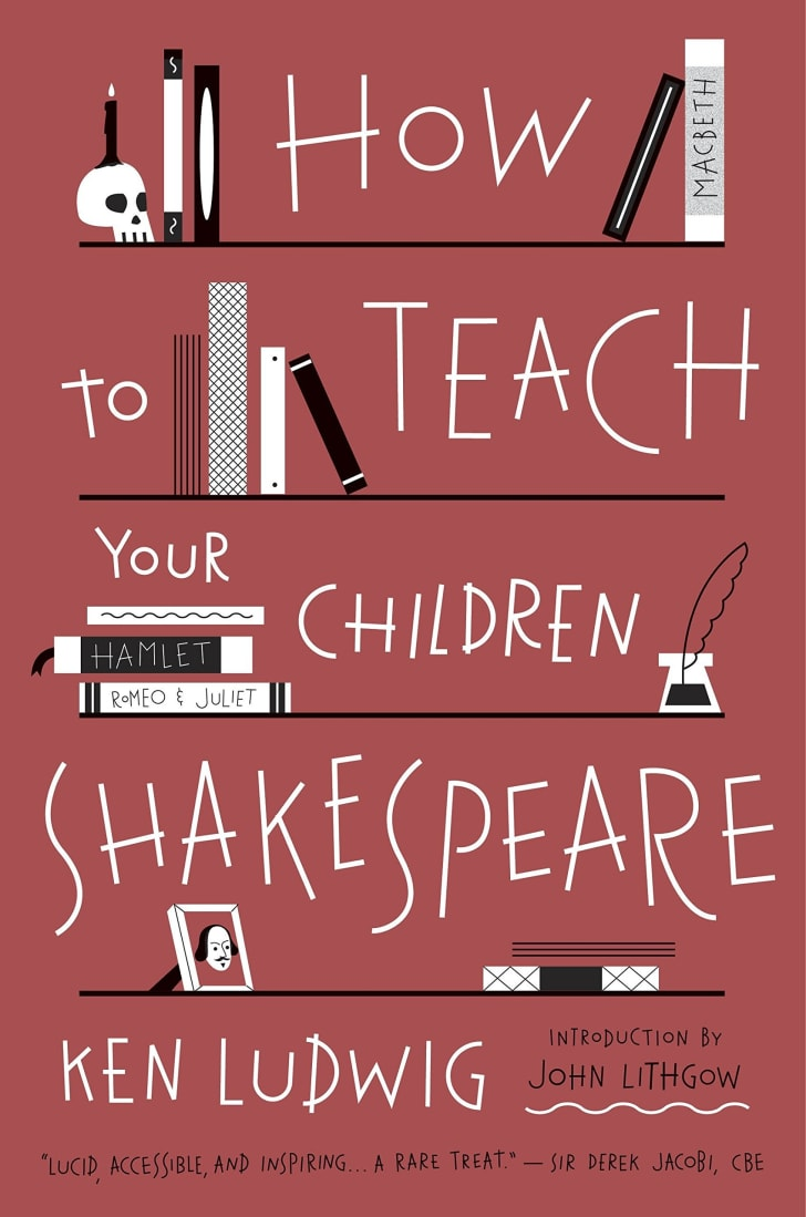 How to Teach Your Children Shakespeare book