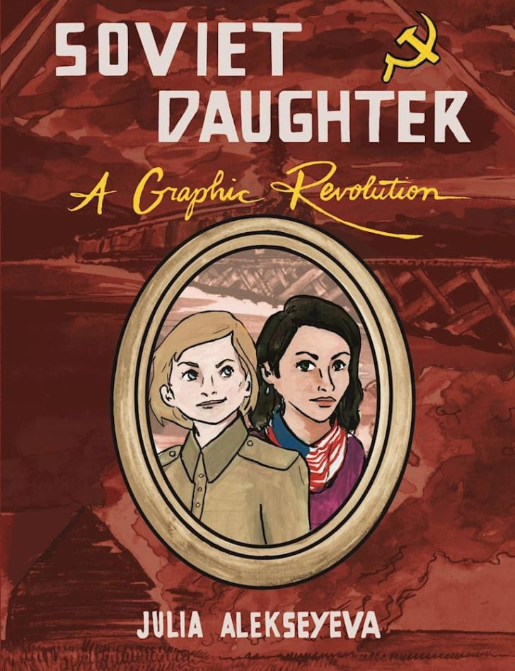 Soviet Daughter graphic novel