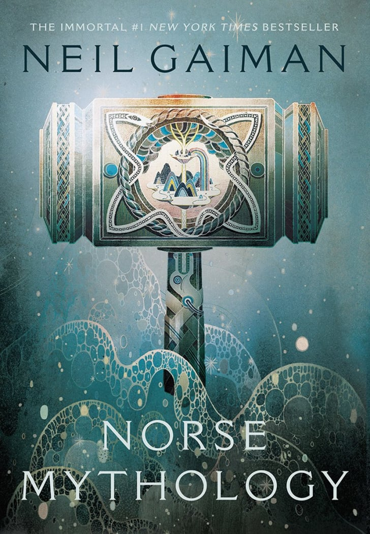 Neil Gaiman's 'Norse Mythology.'