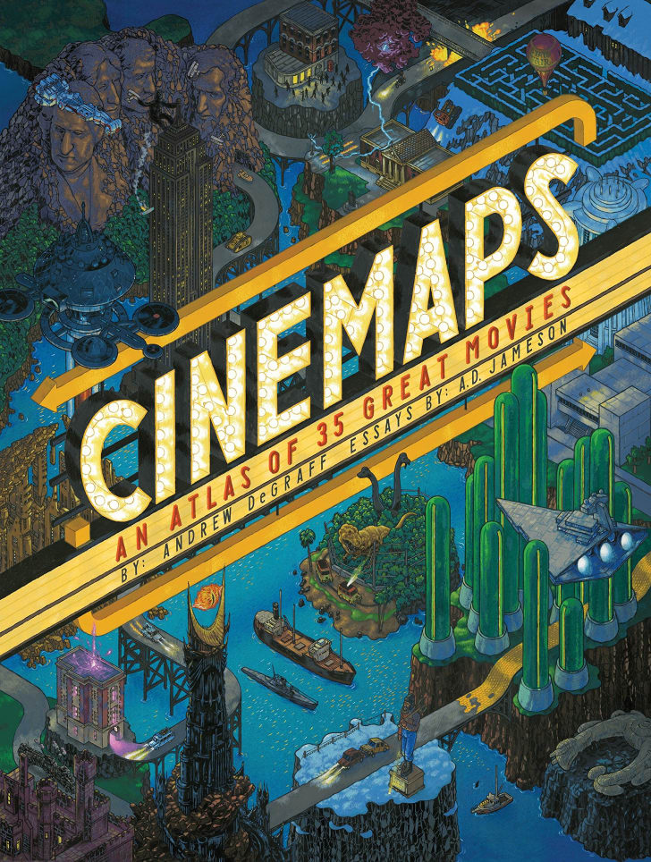 Cinemaps book from Amazon.