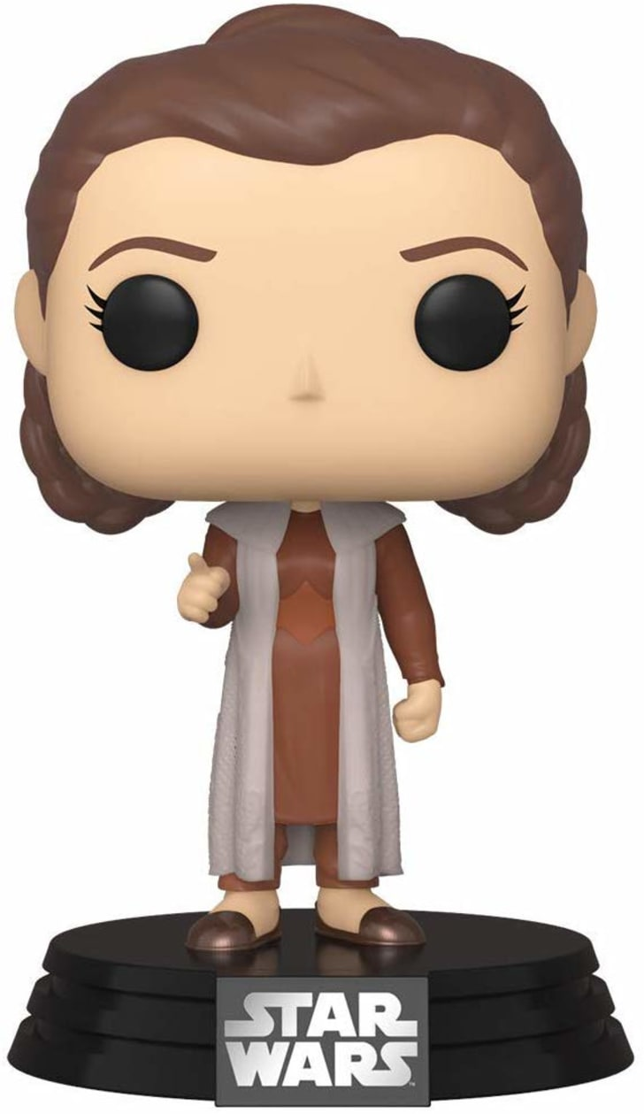 Princess Leia Funko doll.
