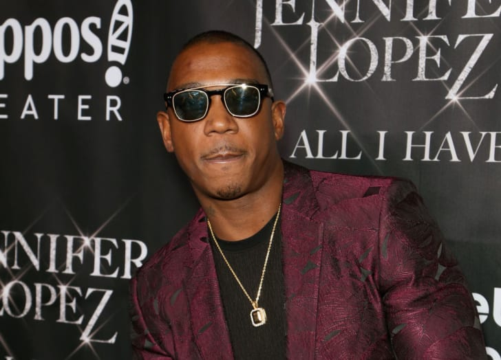 "Rapper Ja Rule attends the after party for the finale of the ""JENNIFER LOPEZ: ALL I HAVE"" residency at MR CHOW at Caesars Palace on September 30, 2018 in Las Vegas, Nevada"