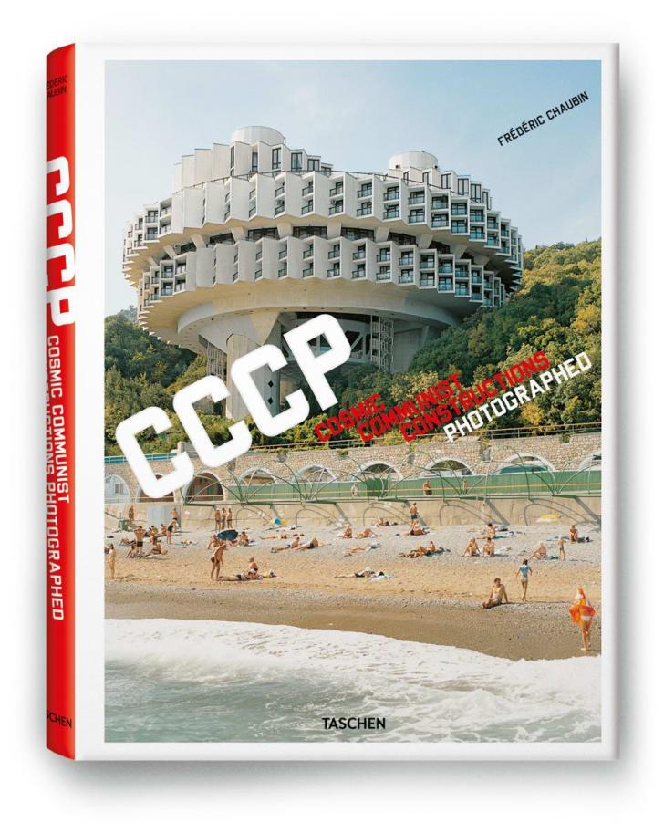 TASCHEN CCCP Architecture book.