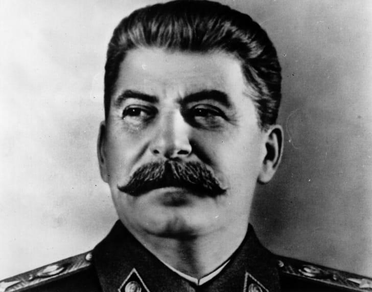 Joseph Stalin photograph.