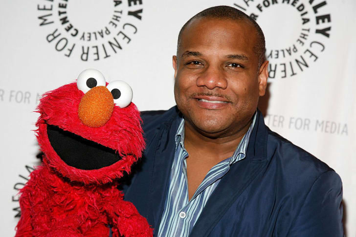 """Kevin Clash attends """"Being Elmo: A Puppeteer's Journey"""" at the Paley Center For Media on October 17, 2011 in New York City"""