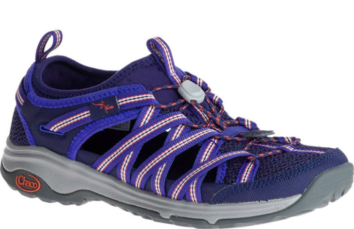 Chaco hiking shoes for women on Amazon.