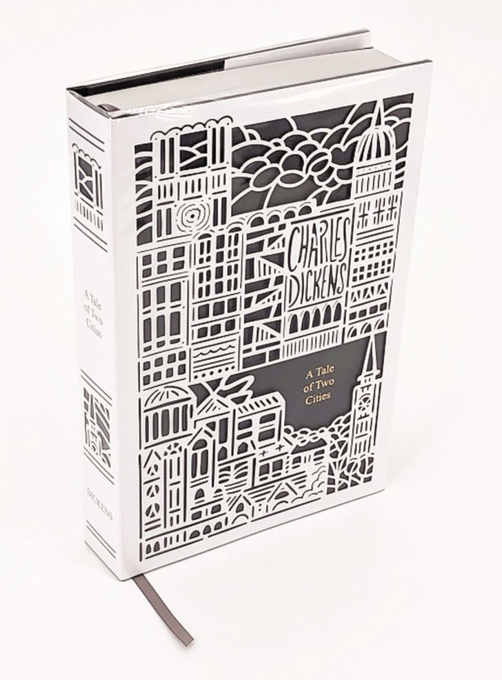 A limited-edition of A Tale of Two Citiese