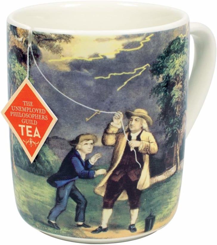 A tea mug