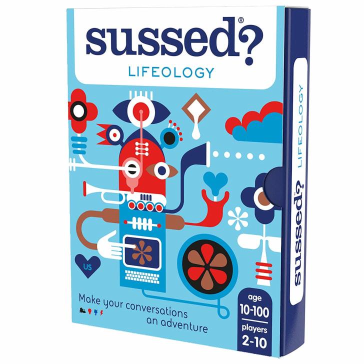 SUSSED Lifeologies self-exploration trivia game