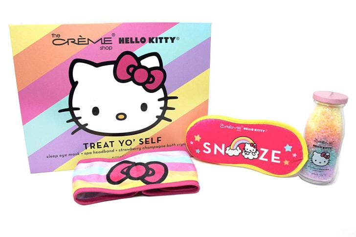 Hello Kitty skincare