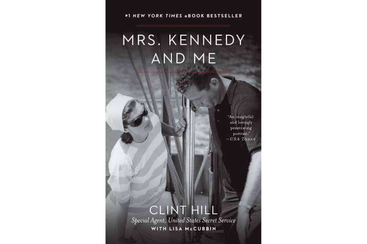 Mrs. Kennedy and Me book on Amazon.