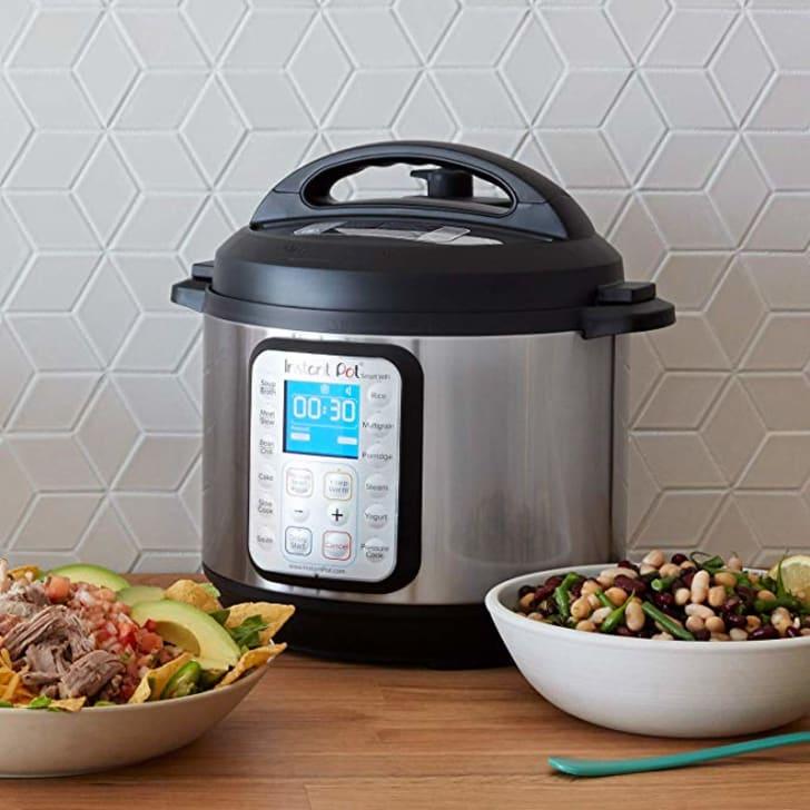 A smart Instant Pot on Amazon.