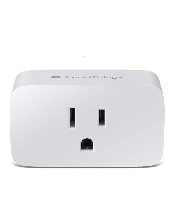 Samsung Smart Outlet.