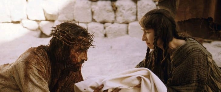 Still from Passion of the Christ.