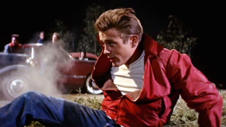 Still from Rebel Without a Cause.
