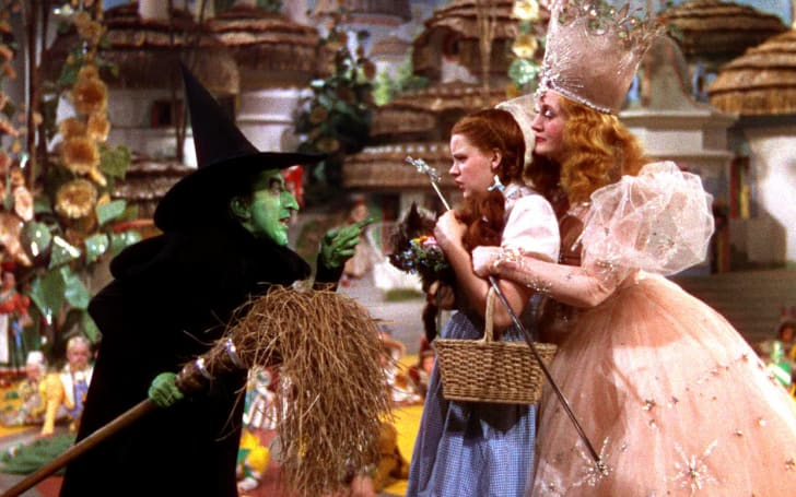 Still from The Wizard of Oz.