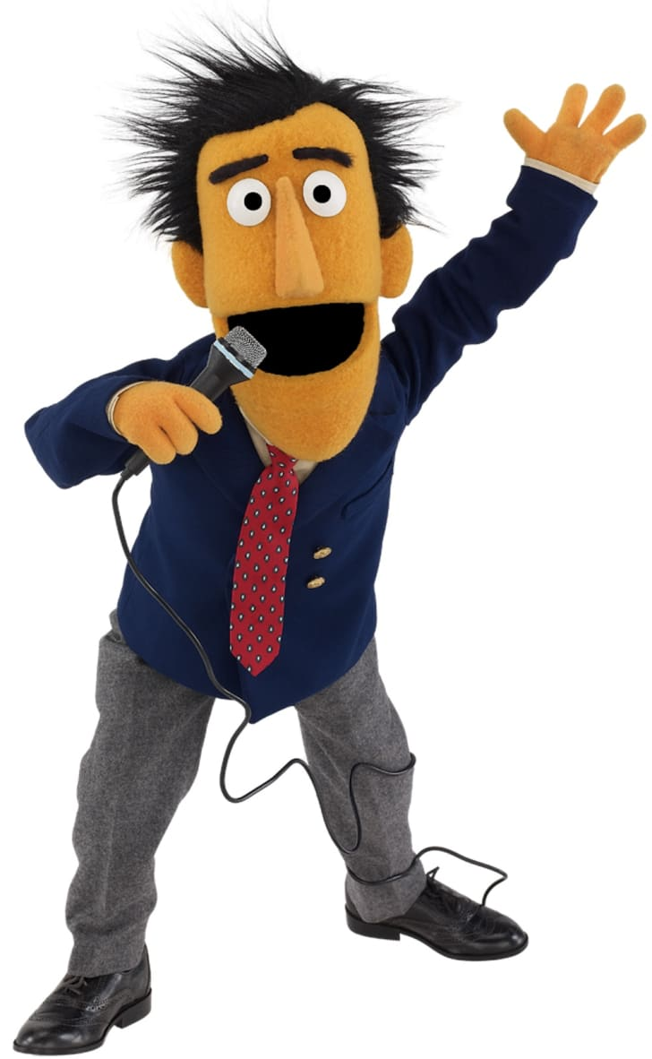Sesame Street character Guy Smiley