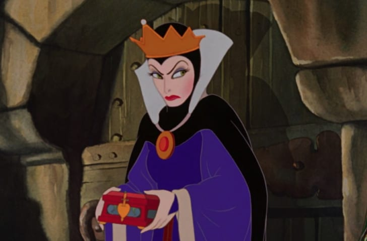 The Evil Queen in 'Snow White and the Seven Dwarfs' (1937)