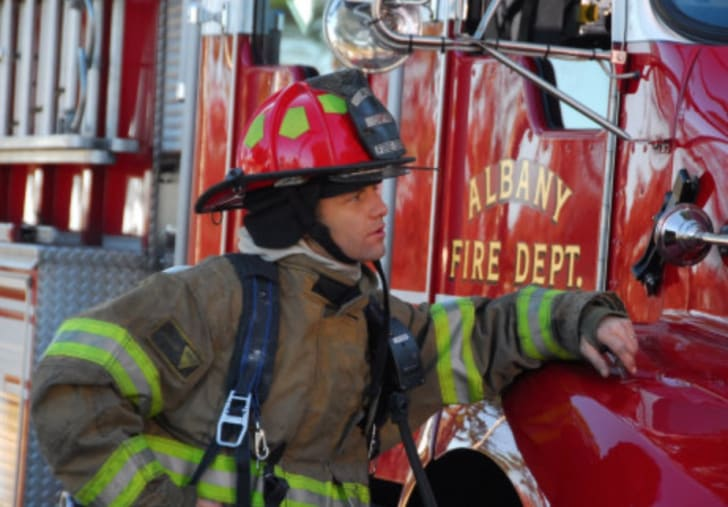 Kirk Cameron in Fireproof (2008)