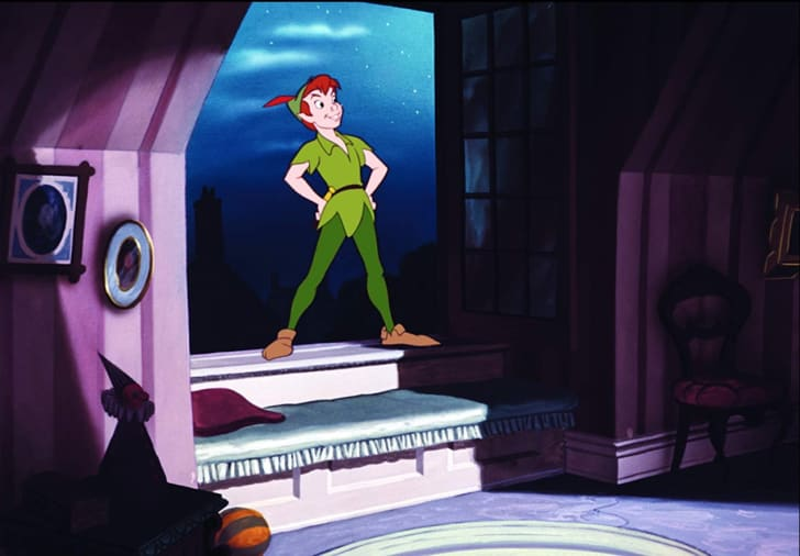 A still from Peter Pan (1953)