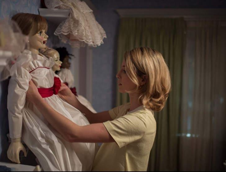 Annabelle Wallis in Annabelle (2014)