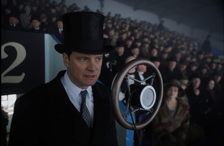 Colin Firth in The King's Speech (2010)
