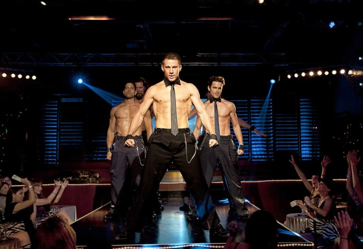 Matt Bomer, Adam Rodriguez, and Channing Tatum in Magic Mike (2012)