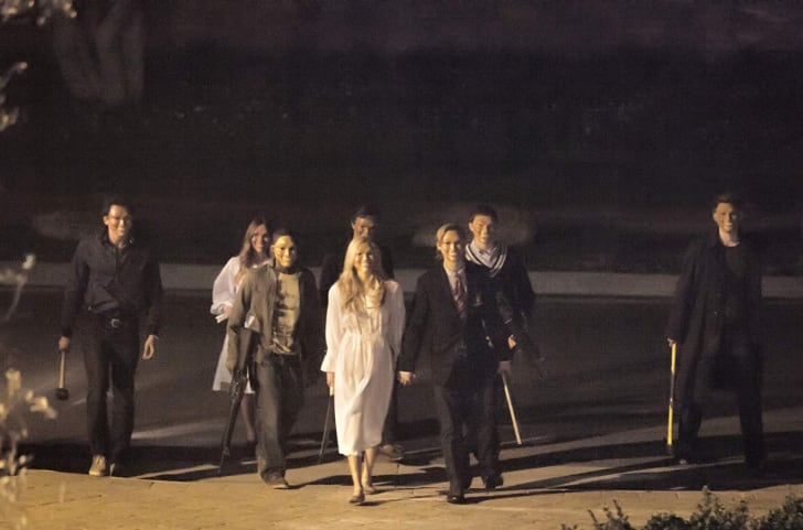A still from 'The Purge' (2013).