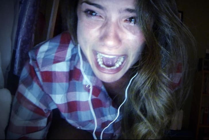 Shelley Hennig in Unfriended (2014)
