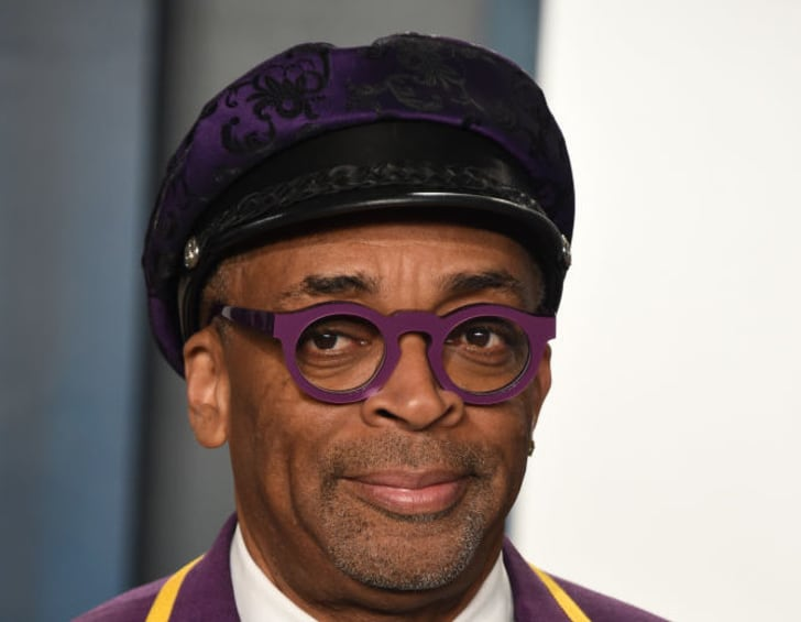 Spike Lee attends the 2020 Vanity Fair Oscar Party hosted by Radhika Jones at Wallis Annenberg Center for the Performing Arts on February 09, 2020 in Beverly Hills, California.