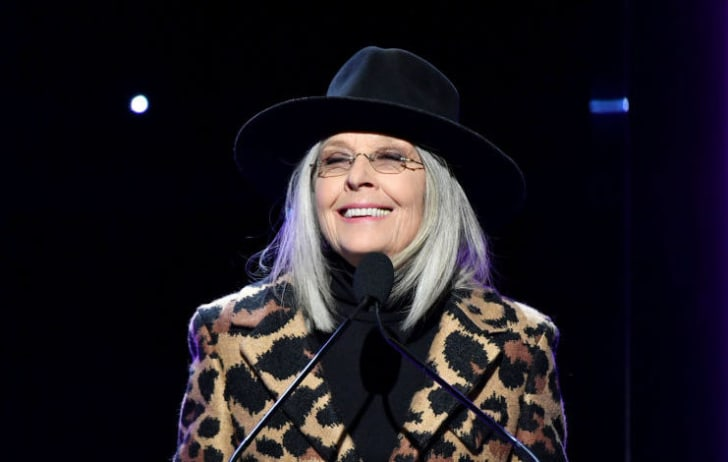 Diane Keaton at the 2020 Writers Guild Awards West Coast Ceremony in Beverly Hills, California.