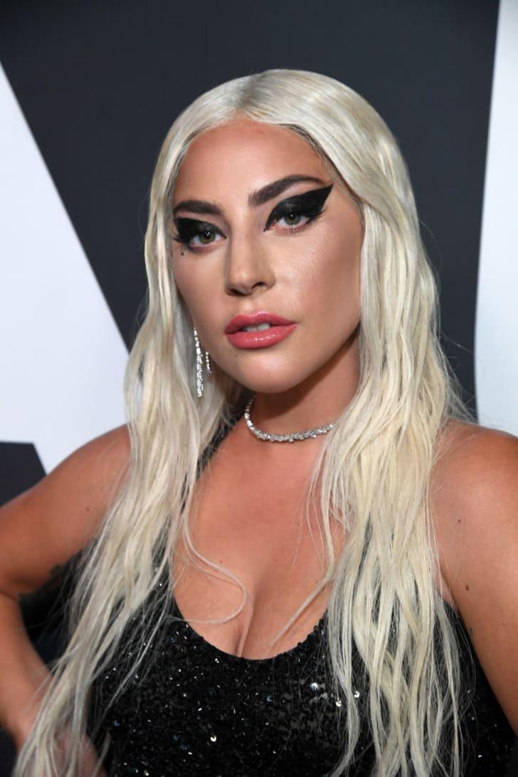 Lady Gaga attends Lady Gaga Celebrates the Launch of Haus Laboratories at Barker Hangar on September 16, 2019 in Santa Monica, California