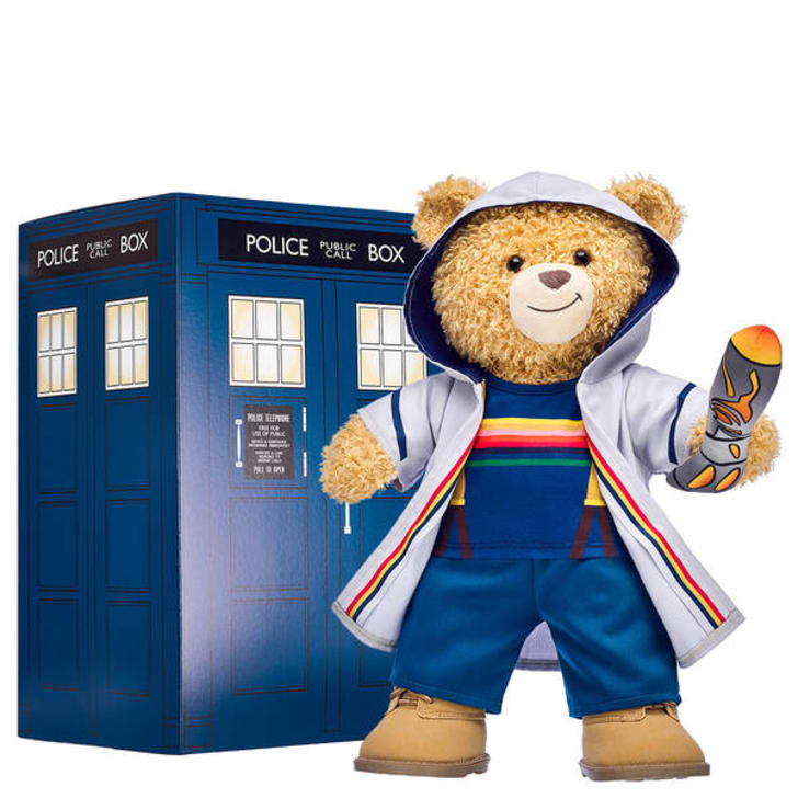 Doctor Who Build-A-Bear