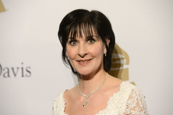 Singer Enya attends the Clive Davis annual Pre-Grammy Gala at The Beverly Hilton Hotel on February 11, 2017 in Beverly Hills, California