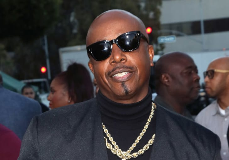 MC Hammer attends the premiere of Lionsgate's
