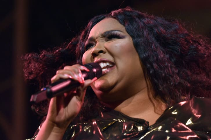 Recording artist Lizzo performs at The Chelsea at The Cosmopolitan of Las Vegas on October 25, 2019 in Las Vegas, Nevada
