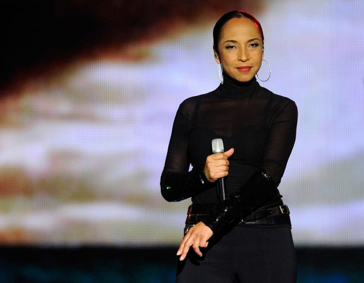 Singer/songwriter Sade performs at the MGM Grand Garden Arena September 3, 2011 in Las Vegas, Nevada