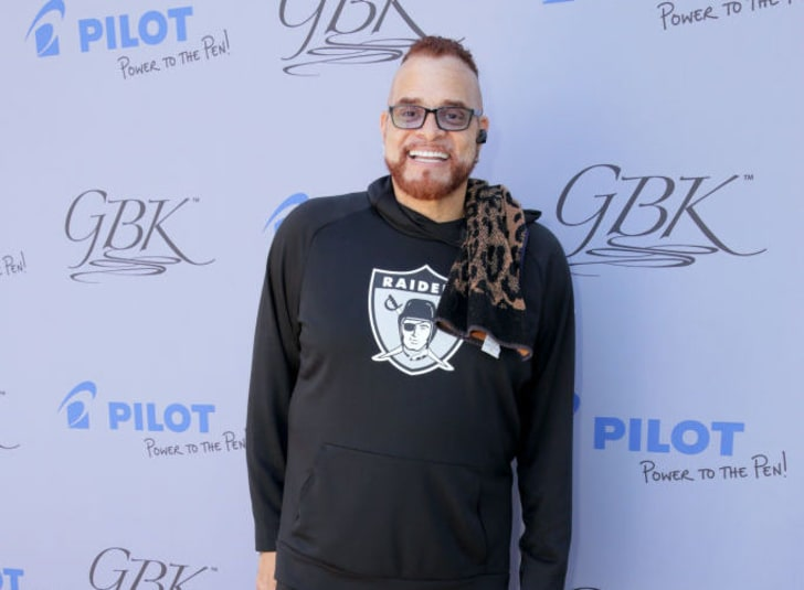 Sinbad attends Pilot Pen & GBK Celebration Lounge - Day 2 at LÕErmitage on September 15, 2018 in Beverly Hills, California