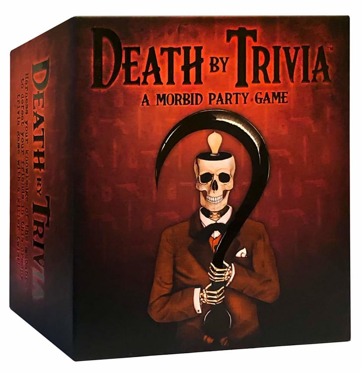 Death by Trivia game on Amazon.