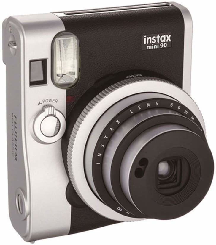 An instant film camera