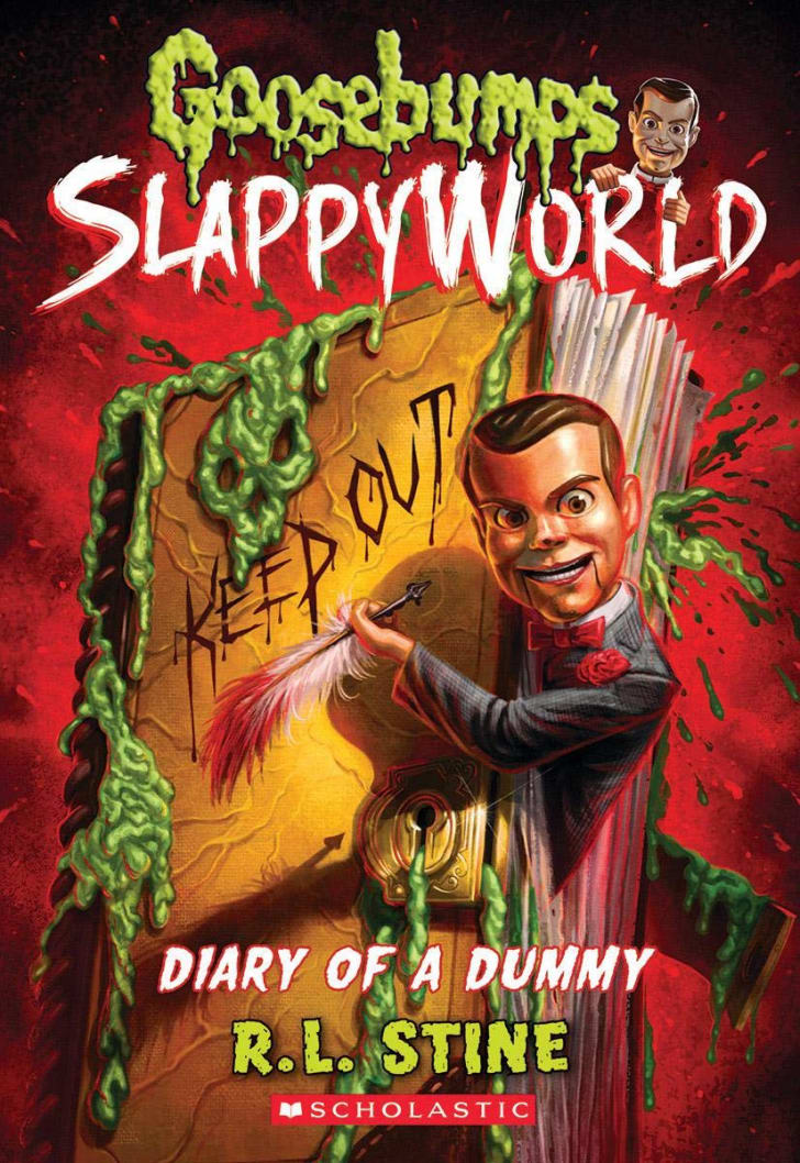 goosebumps slappyworld book
