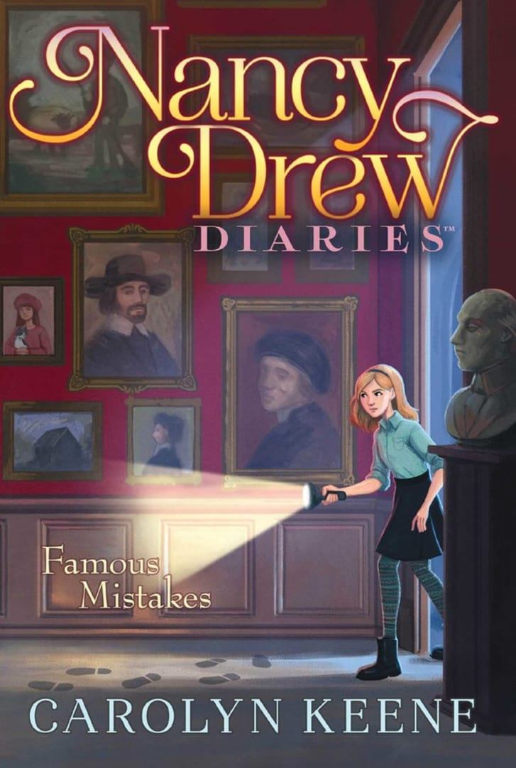 nancy drew diaries: famous mistakes
