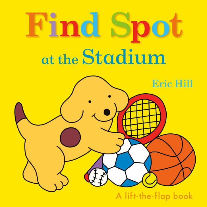 find spot at the stadium book