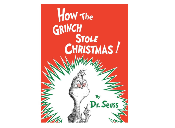 Dr. Seuss's 'How the Grinch Stole Christmas!'
