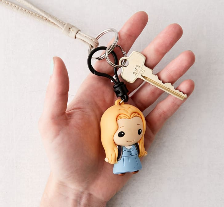 A Friends keychain from Urban Outfitters.