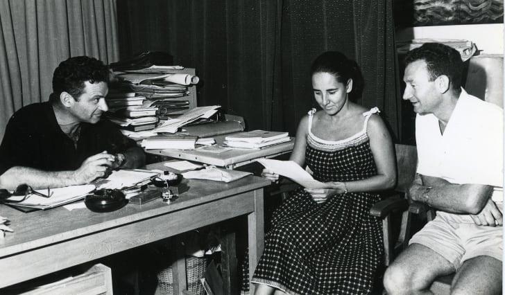 A photo of Eugenie Clark