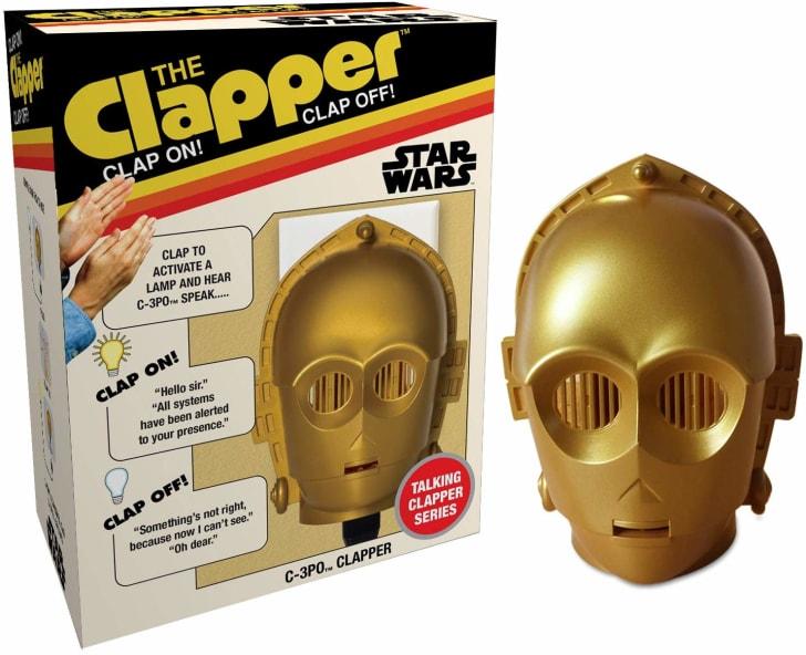 C-3PO light switch