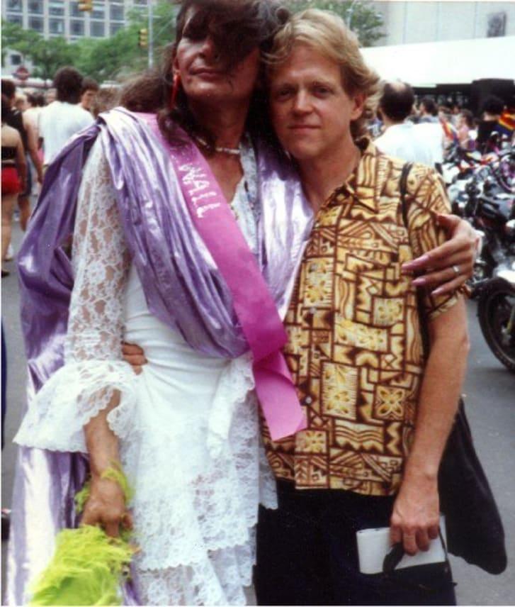 Activist Sylvia Rivera